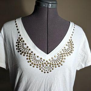 Josephine Studio white T-shirt size L